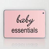 Baby Essentials Pantone 2016-Rose Quartz Laptop & iPad Skin