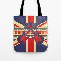 British Rock Tote Bag