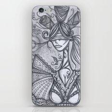 Blind Sensibility (Sketch) iPhone & iPod Skin