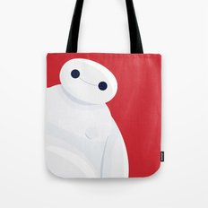 BH6 - Baymax - Big Hero 6 Tote Bag