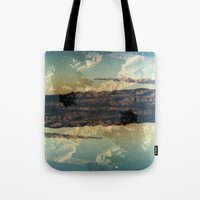Landscapes c13 (35mm Double Exposure)  Tote Bag