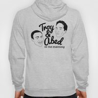 Troy & Abed In The Morning! - Community Hoody