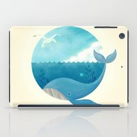 Whale & Seagull (US And … iPad Case
