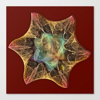 My Fractal toy Canvas Print
