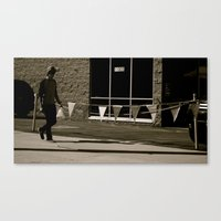 The Essence Of Cool Canvas Print