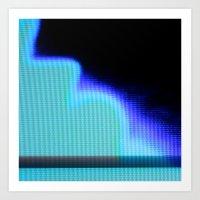 Haze_v_1.9 Art Print
