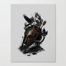 Legends Fall Canvas Print
