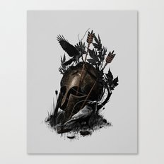 Legends Fall Canvas Print