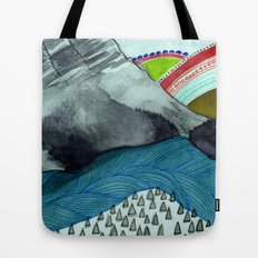 Landscapes / Nr. 4 Tote Bag