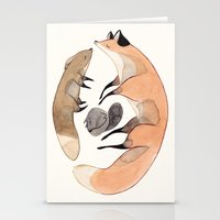 apesanteur Stationery Cards