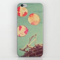copper dust iPhone & iPod Skin