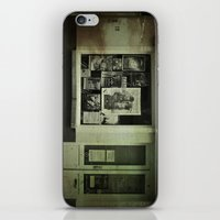 Chez Albert iPhone & iPod Skin