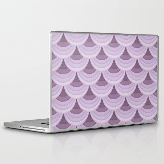 Fan Tail. Laptop & iPad Skin
