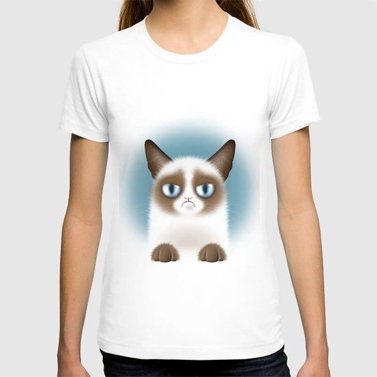 Nope (Grumpy Cat) T-shirt