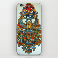 Egypt - painting iPhone & iPod Skin