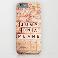 jump on a plane iPhone 6 Slim Case
