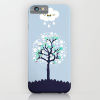 iPhone & iPod Case featuring Bloomy by jusum
