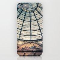 Faded Memories: Galleria Vittorio Emmanuel II, Milan iPhone 6 Slim Case
