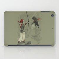 Little Red Robin Hood iPad Case