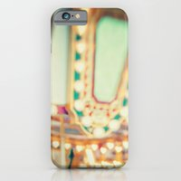 iPhone & iPod Case featuring I Heart Carousels by Kali Laine Photography