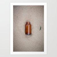 Dead Horse Bottle 5 Art Print