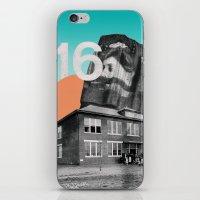 Sixteen iPhone & iPod Skin