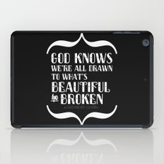 Beautiful & Broken iPad Case