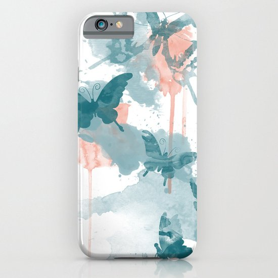 Butterflight iPhone & iPod Case