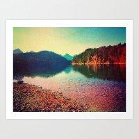 Bavaria  Art Print