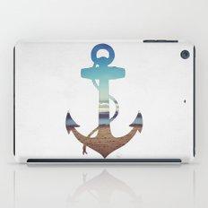 Anchored iPad Case