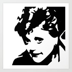 Fletcher, She Wrote Art Print