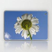 Sparkling Daisy Laptop & iPad Skin
