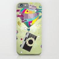 Traveling camera iPhone 6 Slim Case