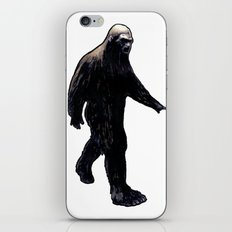 Bigfoot iPhone & iPod Skin