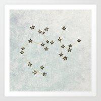 Sagittarius X Astrology … Art Print
