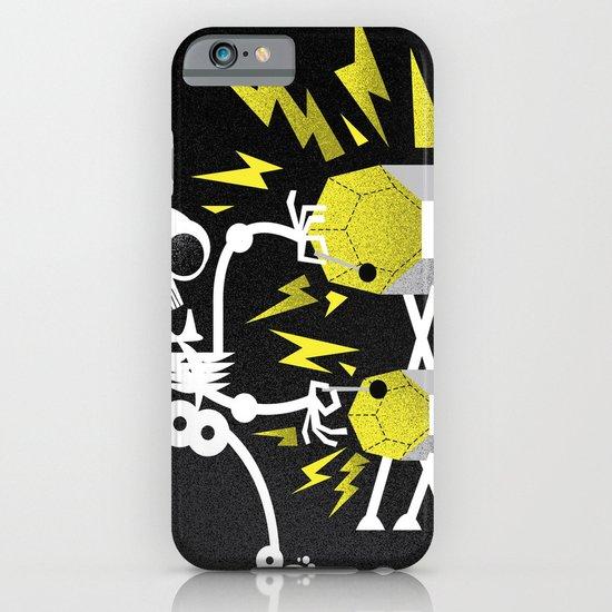 """Skele"" Monster Rock iPhone & iPod Case"