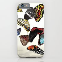Butterfly Wings iPhone 6 Slim Case