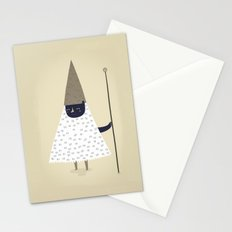 wizard. Stationery Cards