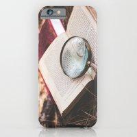 learn + explore. iPhone 6 Slim Case