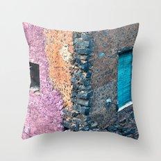 Sicilian Facade In The P… Throw Pillow