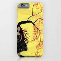iPhone & iPod Case featuring the Tree by Renia