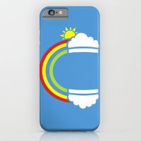 Rainbowphones iPhone 6 Slim Case
