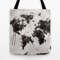Wild World Tote Bag