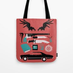 Supernatural Tote Bag