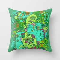 ______________ Throw Pillow