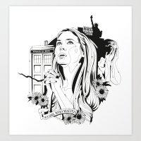 Come Along Pond Art Print