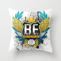 Freestyle Design Steuf Throw Pillow
