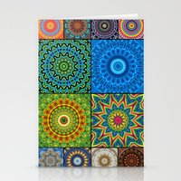 Mandala Madness Stationery Cards