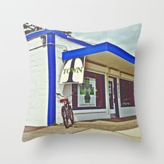 T-Town Alternative Medicine Throw Pillow