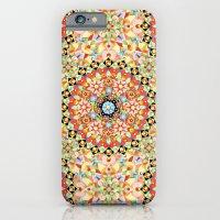 Gypsy Caravan Mandala iPhone 6 Slim Case